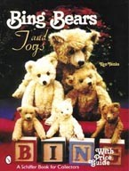 Bing Bears and Toys